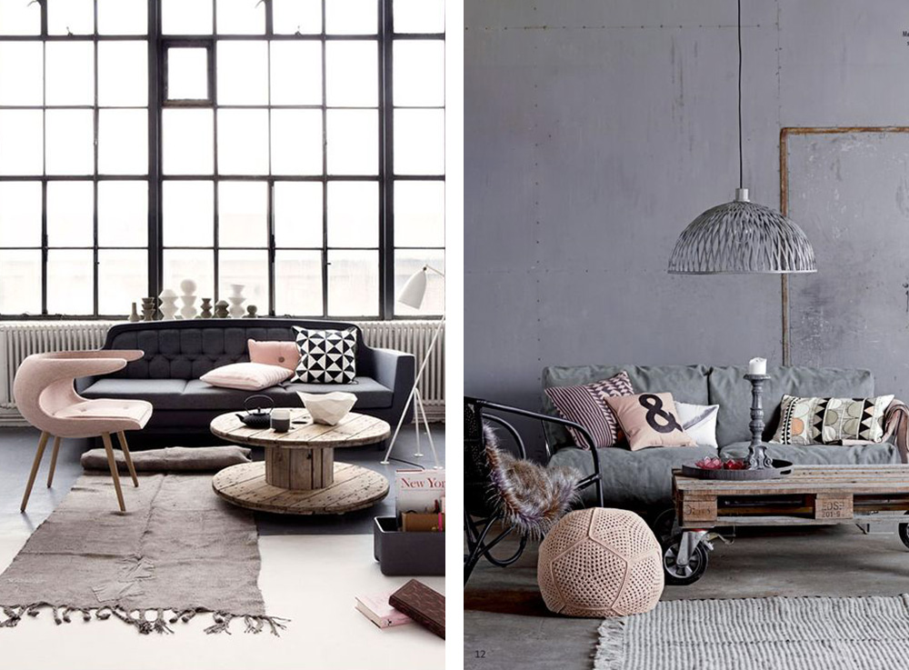 industrial interior design blog