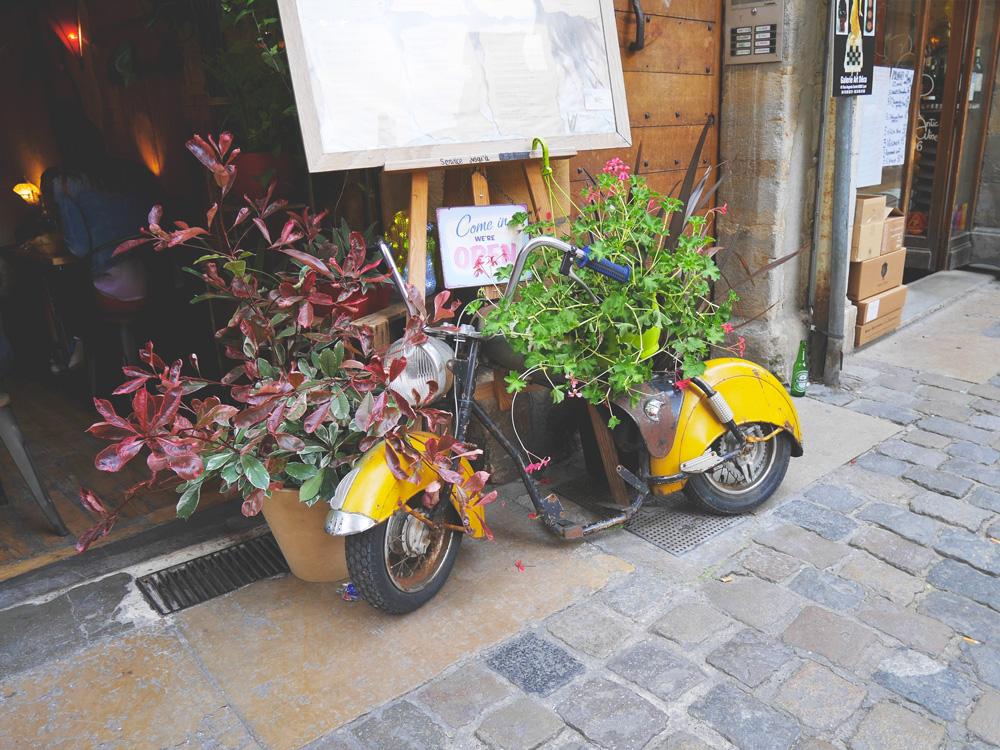 Quartier vieux Lyon