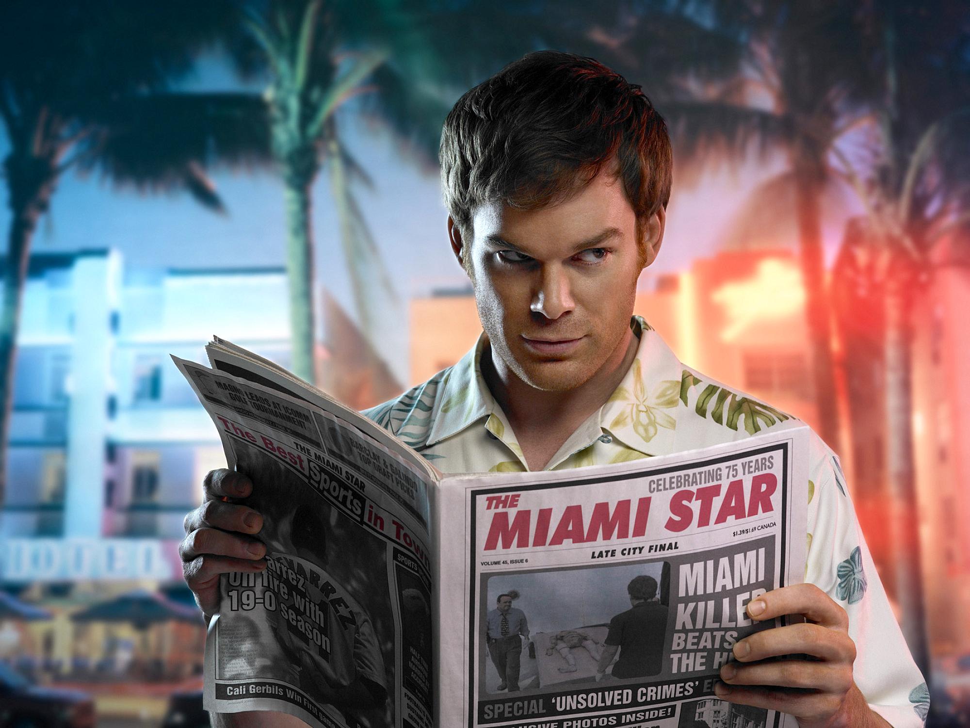 Dexter Blog séries anti-héros