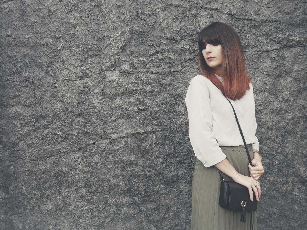 mode blog fille jupe longue