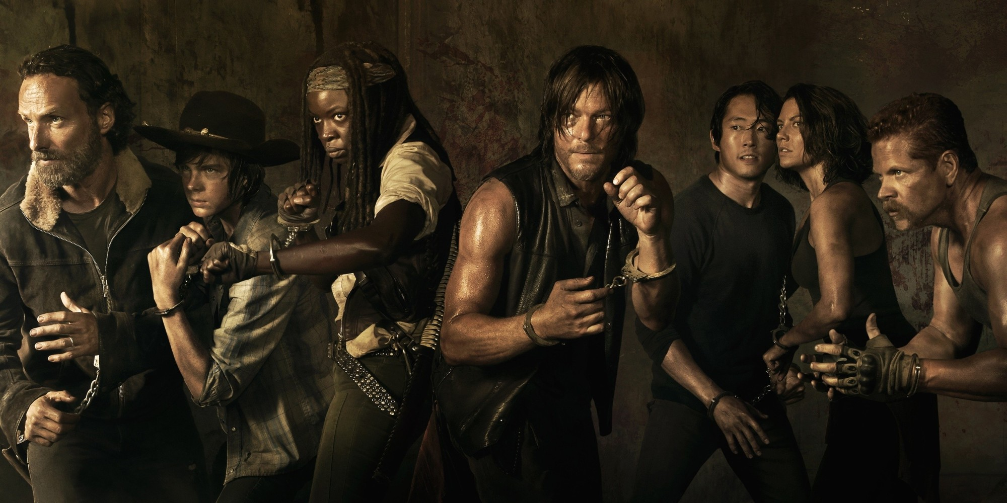 the walking dead critique blog