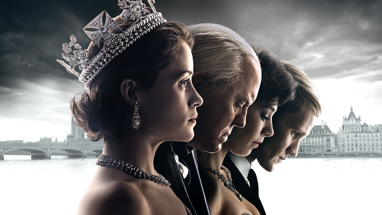 blog critique série the crown netflix