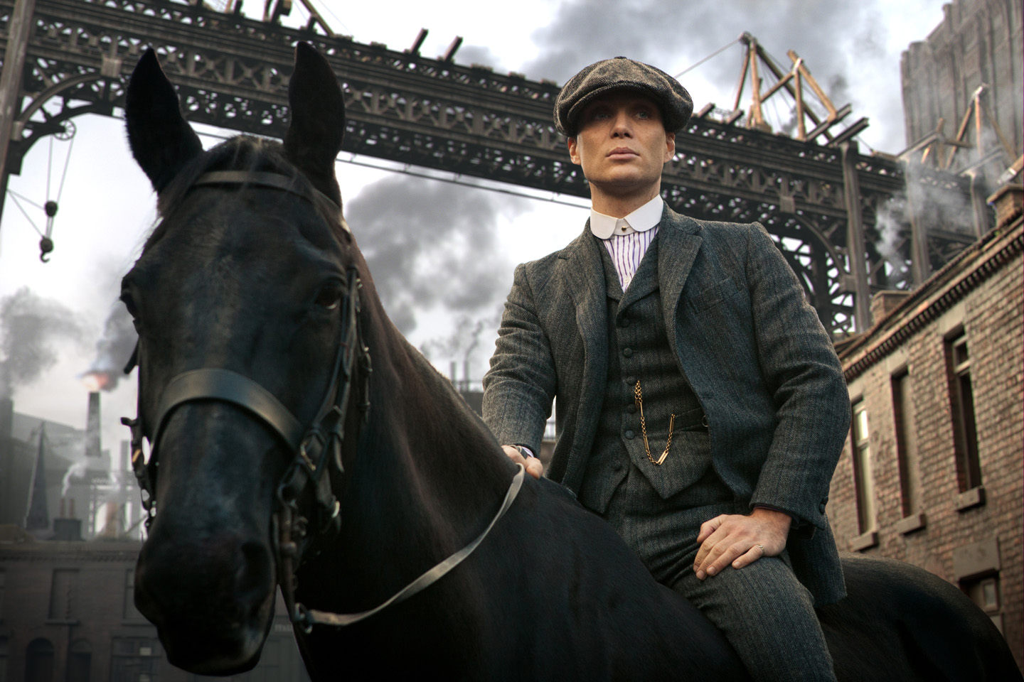 blog critique série peaky blinders netflix