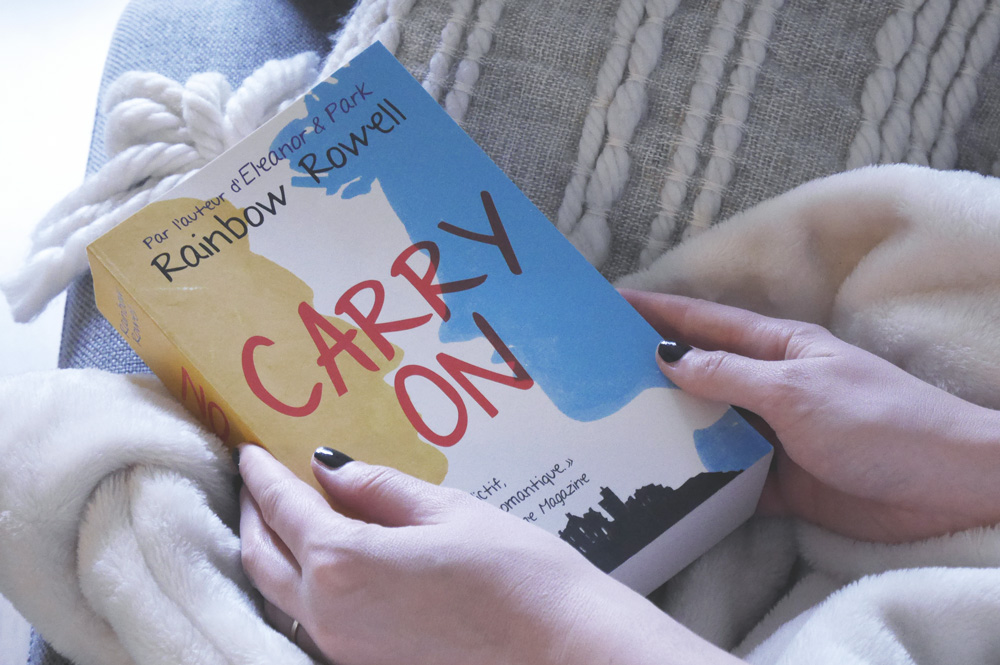 lecture rainbow rowell blog livre carry on