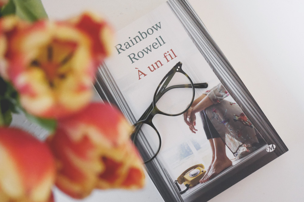 lecture rainbow rowell blog livre