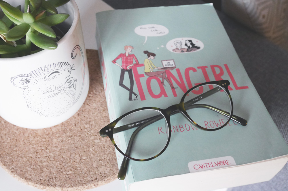 lecture rainbow rowell blog livre fangirl