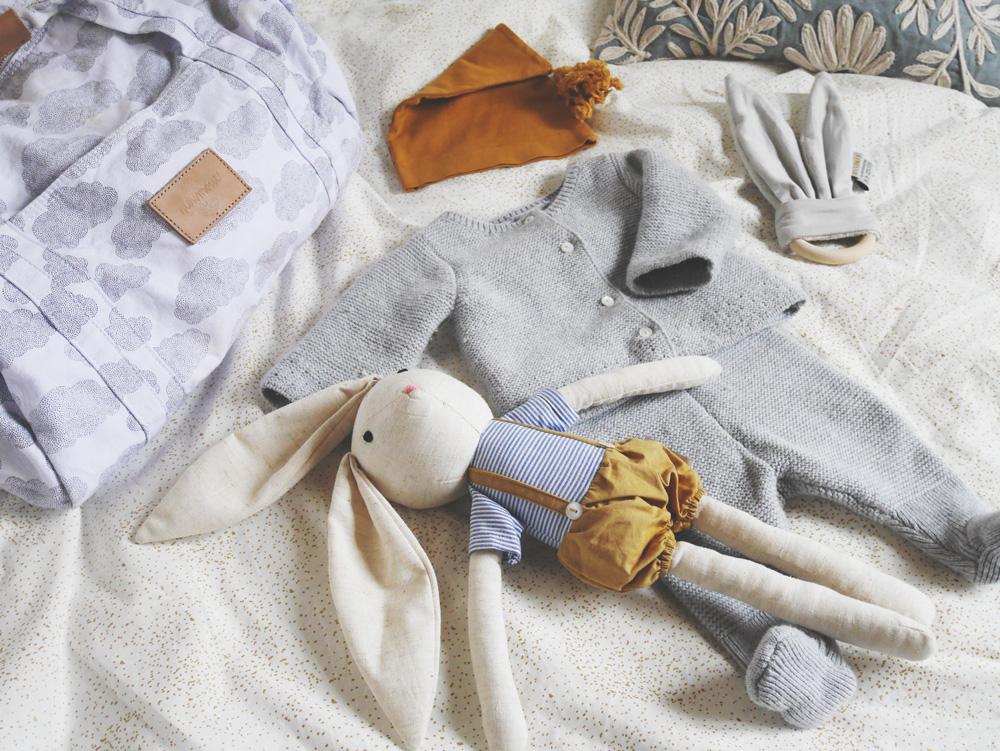 grossesse valise maternité blog